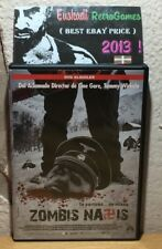 "Zombis Nazis // DVD - PAL 2 // 2009 - Tommy Wirkola "" RARE """