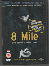 """ 8 MILE "" EMINEM - FILM DVD"