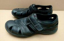 Men's Clarks Wave 82439 Loafers/Sport Shoes Black size 11M