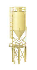 Bachmann #35104 HO-Scale Industrial Silo for Work Site, for Gravel / Cement NEW