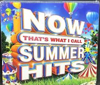 NOW THAT'S WHAT I CALL SUMMER HITS - VARIOUS, TRIPLE CD ALBUM, (2016),NEW/SEALED