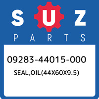 09283-44015-000 Suzuki Seal,oil(44x60x9.5) 0928344015000, New Genuine OEM Part