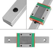 Lml15b Miniature Linear Rail Guide 100mm Length 15mm Width Slide Block