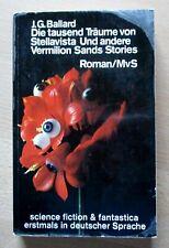 Science Fiction Roman  (MvS):  J.G. Ballard / Die tausend Träume von Stellavista