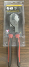 """Klein Tools J63050-SEN High-Leverage Cable Cutter 9"""" New"""