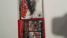 God of War Collection -- Greatest Hits (Sony PlayStation 3, 2010)