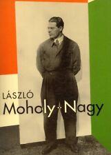 """LASZLO MOHOLY-NAGY """"Portrait, detail""""  Bauhaus Constructivism Poster"""
