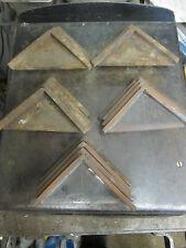 CNC PLASMA TABLE Material Brackets x4 pcs, Plasma table/Laser cutter/Waterjet