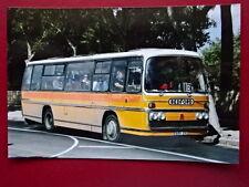 PHOTO  MALTA BUS BEDFORD  REG DBY 351