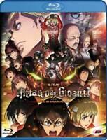 1108366 791971 Blu-Ray Attacco Dei Giganti (L') - Il Film - Parte 2 - Le Ali Del