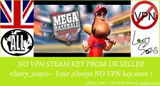 Super Mega Baseball: Extra Innings Steam key NO VPN Region Free UK Seller