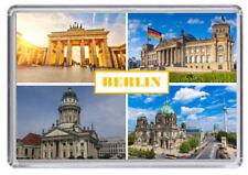 Berlin Germany Fridge Magnet 02