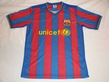 FC BARCELONA - JERSEY, T-SHIRT - LIONEL MESSI (10) Size XL