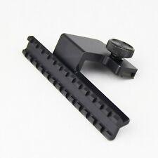 BLACK Ruger Mini-14 Side Scope Mount