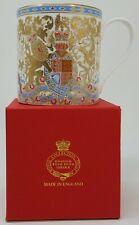 Queen Elizabeth II Royal Collection Trust MugCup Fine Bone China EUC!