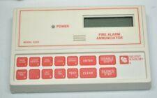 Silent Knight 5230 Fire Alarm Annunciator Keypad Panel - Used