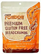 FOGDOG Premium Gluten Free Breadcrumbs - gluten free tasty golden
