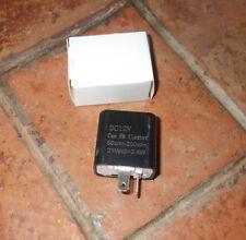Suzuki DR 350 / 600 / 650 / 750 / 800 . Centrale Clignotante / Flasher 12V