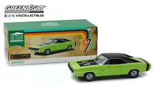 GreenLight 1/18 Artisan Collection 1970 Dodge Charger R/T SE Sublime Green 13529