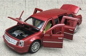 Cadillac Presidential Limousine 1:32 Scale Diecast Metal Model 18cm Vehicle Toy