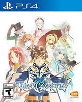 PLAYSTATION 4 PS4 GAME TALES OF ZESTIRIA BRAND NEW AND SEALED