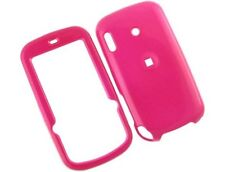 Hot Pink Hard Plastic Phone Protector Case Cover For Palm Treo Pro 850