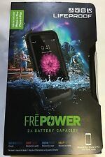 Authentic Lifeproof Fre Power Battery Charging Case iPhone 6 Plus 6s Plus -Black