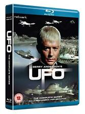 """UFO THE COMPLETE SERIES GERRY ANDERSON'S 6 DISC BOX SET BLU-RAY RB """"NEW&SEALED"""""""