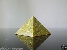 Orgone 7 Chakra Alignment Conditioning Clearing Awakening Meditation Pyramid
