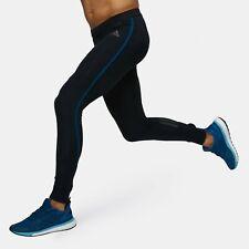 Adidas Response Mens Long Running Tights – Black Size Small S RRP £45