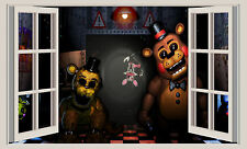 Cinq Nights at Freddy's Poster-Haute Qualité Poster Large Print-FNAF