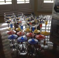 Vintage Mini Champagne Glasses