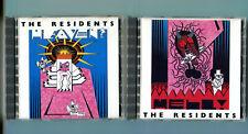 THE RESIDENTS - Lot de 2 CD - Heaven + Hell - 1986