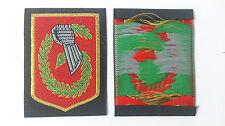 Divisionnaire Écusson 6°BLB / 6 Brigade Légère Blindée LÉGION 1°REC 1°REG 2°REI