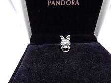Pandora Sterling Silver Disney Daisy Duck Portrait Charm S925 ALE 792137