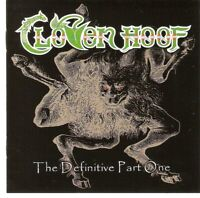 Cloven Hoof - The Definitive Part One. CD  (2018).