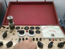 Hickok Model 800 Micromho Dynamic Mutual Conductance Vacuum Tube Tester