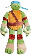 NEW Nickelodeon Teenage Mutant Ninja Turtles Pillowtime Pal Pillow Leonardo