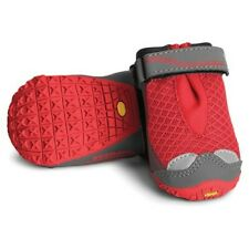 Ruffwear Dog Shoes Grip Trex ™ Red Currant - 2 Pieces, Various Sizes, New