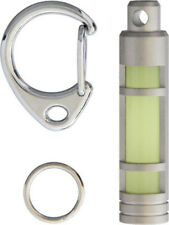 TEC Accessories Embrite Glow Fob Stainless  S3-B-NAT-EG