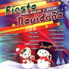 Fiesta Navidena: Para Bailar Y Gozar CD