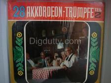 Akkordeon Jungens 28 AKKORDEON TRUEMPFE Tiel 2 - Vinyl LP