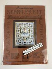 Moira Blackburn Cross Stitch Chart Pattern Maria Short 1829 Sampler