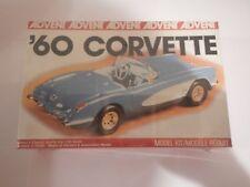 Advent '60 Corvette 1/25 Model Kit
