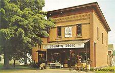 ELLINGTON NY 1971 Lock, Stock & Barrel Country Store on Village Green VINTAGE