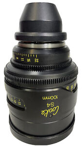 Cooke 100mm S4 T2