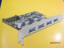 Delock PCI Express Card > 4 x USB 3.0 Adapter Karte, Erweiterungskarte 3.0
