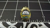"""NEW HAMPSHIRE STATE POLICE"" MINI-BADGE Enamel Lapel Pin BRAND NEW"