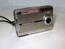 PRAKTICA DC/dc slim 5 5.1MP Digital Kamera - Silberne
