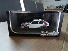HPI-RACING 1/43 LANCIA DELTA S4 PLAIN COLOR MODEL WHITE N° 8033 LIM. ED. 1312 PS